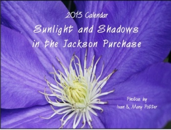 2013 Calendar a joyous tour of Jackson Purchase