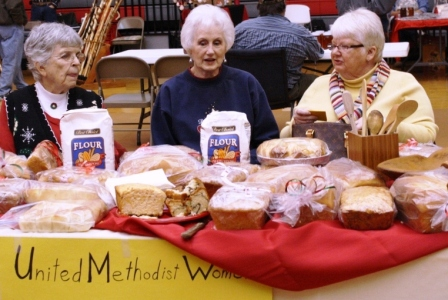2012 Fair - A is for aprons, b for bread