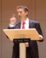 Senator Paul filibusters nomination of CIA director
