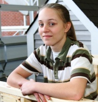 Hern wins regional carpentry competition