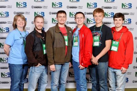 Local teams compete in D.C. Science Bowl