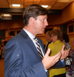 EDELEN OUT OF  GOVERNOR'S RACE