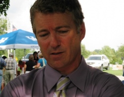 Rand Paul right where he wants to be for 2016 presidential race