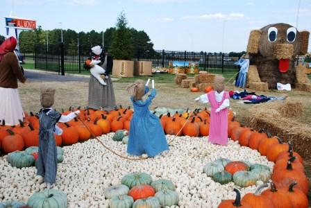 Pumpkin Village at DPA is all things