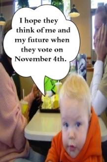 Vote - November 4th