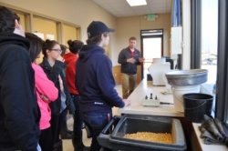 Students spend day learning ins and outs of Ag