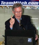 McConnell to Bunning - no dough for you
