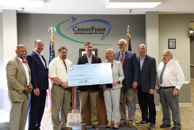 Gov. Beshear Announces $200,000 Award to Support Western Kentucky Recovery Center