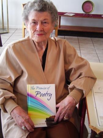 Purchase Poet, Dorothy Nell Harper, dies at 102