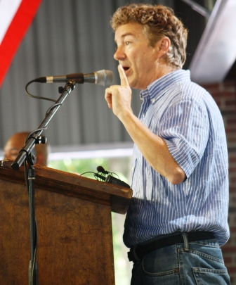 Senator Paul skipping 2018 Fancy Farm Picnic
