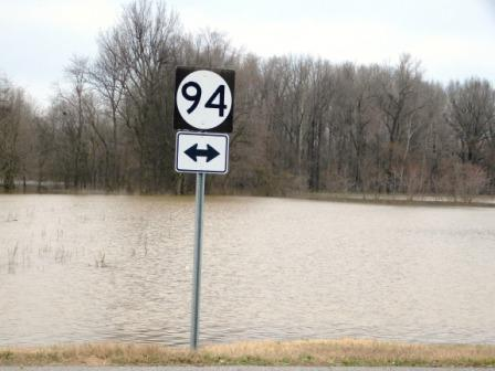 Are Extreme Weather and Flooding Events Signs of Climate Change Tipping Point in Far Western Kentucky?