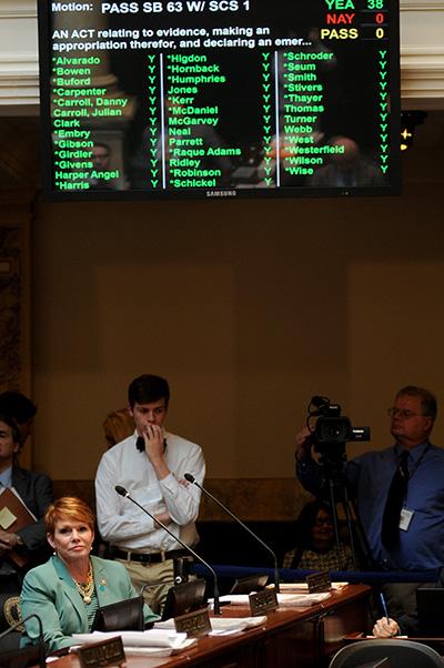Rape kit test bill passes KY Senate