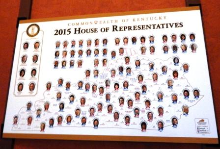 2015 Short Session - a stunning array of bills
