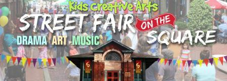 August 20th - Market House Theatre Street Fair