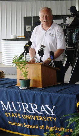 Stronger than Oak - MD Company to open hemp plant in Murray 2019