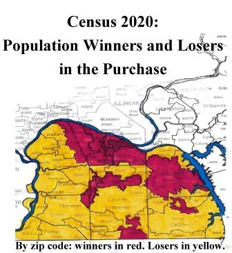 Ten Years of Census Data Show Changes in the Purchase