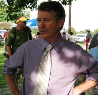 Candidate Rand Paul at Cayce United Methodist Church