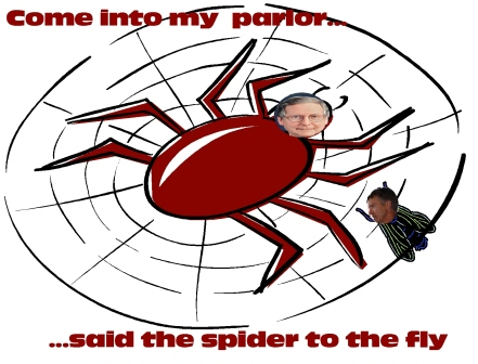 SpiderMitch and Fly Paul