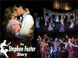 The Stephen Foster Story at My Old Ky Home