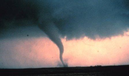 Storms of 2008: Tornadoes and Politics--Debris Everywhere!