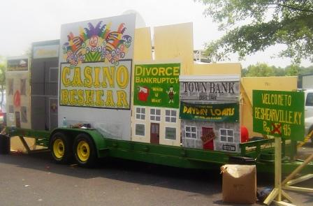 Casino Gaming - What the Candidates Say